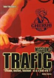 Cherub ; Mission 2 ; Trafic - Couverture - Format classique