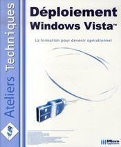 Deploiement windows vista - Intérieur - Format classique