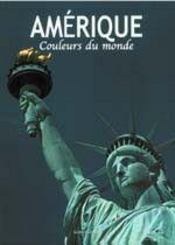 Amérique ; couleurs du monde - Couverture - Format classique