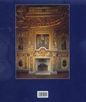 Les châteaux du Val de Loire - 4ème de couverture - Format classique