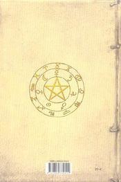 Bouclier Magique - 4ème de couverture - Format classique