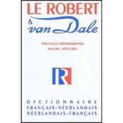 Le robert & van dale - Couverture - Format classique