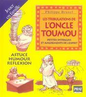 Les Tribulations De L'Oncle Toumou - Intérieur - Format classique