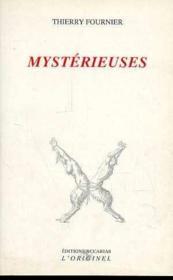 Mysterieures - Couverture - Format classique