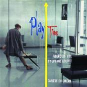 Playtime - Couverture - Format classique