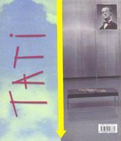 Playtime - 4ème de couverture - Format classique