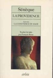 Providence (La) - Couverture - Format classique