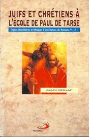 Juifs et chretiens a l'ecole de paul de tarse - Intérieur - Format classique