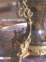 Musée Nissim de Camondo ; la demeure d'un collectionneur - Intérieur - Format classique
