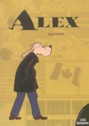 Alex - Couverture - Format classique