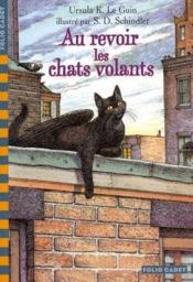 Au revoir, les chats volants - Couverture - Format classique