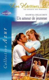 Un Amour De Jeunesse - Fortune'S Secret Child - Couverture - Format classique
