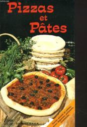 Pizzas et pates - Couverture - Format classique