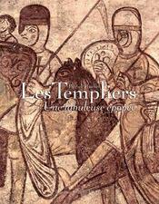Les templiers, une fabuleuse épopée - Intérieur - Format classique