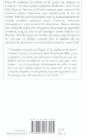 Jours Derriere La Montagne (Les)(Ae) - 4ème de couverture - Format classique