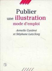Publier une illustration - Couverture - Format classique