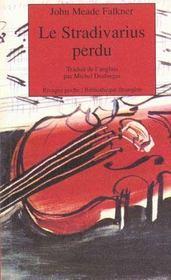 Le stradivarius perdu - Intérieur - Format classique