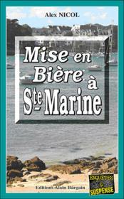 Mise En Biere A Sainte-Marine - Couverture - Format classique