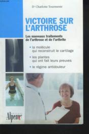 Victoire sur l'arthrose - Couverture - Format classique