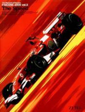 F1 Scene Volume 2, 2006 La Vitesse - Couverture - Format classique
