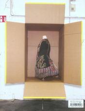 Christian Lacroix, histoires de mode - 4ème de couverture - Format classique