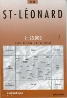 St Leonard - Couverture - Format classique
