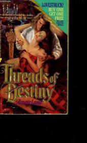 Threads Of Destiny - Couverture - Format classique