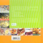 Le B.A.-B.A. de la cuisine - 4ème de couverture - Format classique