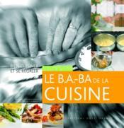 Le B.A.-B.A. de la cuisine - Couverture - Format classique