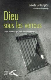 Dieu Sous Les Verrous - Intérieur - Format classique