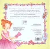 La petite ballerine - 4ème de couverture - Format classique