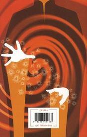 Le mystérieux docteur Fu Manchu - 4ème de couverture - Format classique