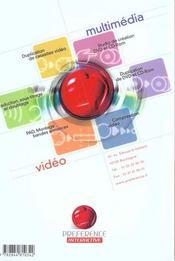 Producteurs (edition 2001) - 4ème de couverture - Format classique