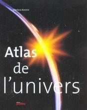 Atlas De L'Univers - Intérieur - Format classique