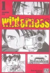 Wilderness t.1 - Couverture - Format classique