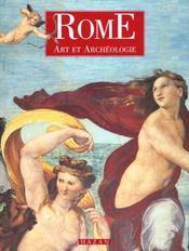 Rome Art Et Archeologie - Intérieur - Format classique