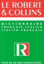 Le Robert & Collins Gem Bilingue Italien - Couverture - Format classique