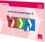 Veritech ; Activités Numériques T.2 ; Gs - Couverture - Format classique