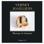 Verney joailliers ; mariage de diamants - Couverture - Format classique