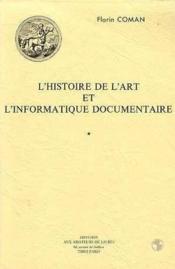 Histoire de l'art et informatique documentaire - Couverture - Format classique