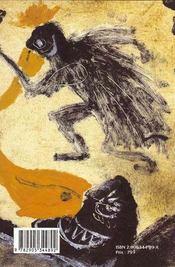L'oiseau du mois - 4ème de couverture - Format classique