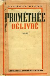 Promethee Delivre. - Couverture - Format classique