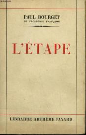 L'Etape. - Couverture - Format classique