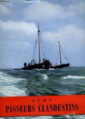 Passeurs Clandestins. Collection L'Histoire Illustree N° 24. - Couverture - Format classique