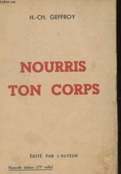 Nourris Ton Corps - Couverture - Format classique