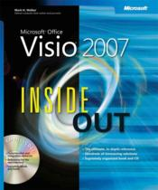 Vente livre :  Microsoft Office Visio 2007 Inside Out  - Mark H. Walker