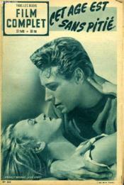 Tous Les Jeudis - Film Complet N° 325 - Cet Age Est Sans Pitie - Couverture - Format classique