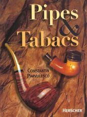 Pipes Et Tabacs - Intérieur - Format classique