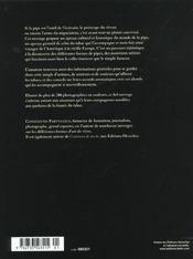 Pipes Et Tabacs - 4ème de couverture - Format classique