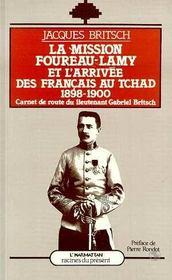 Mission Foureau-Lamy Et L'Arrivee Des Francais ... - Intérieur - Format classique